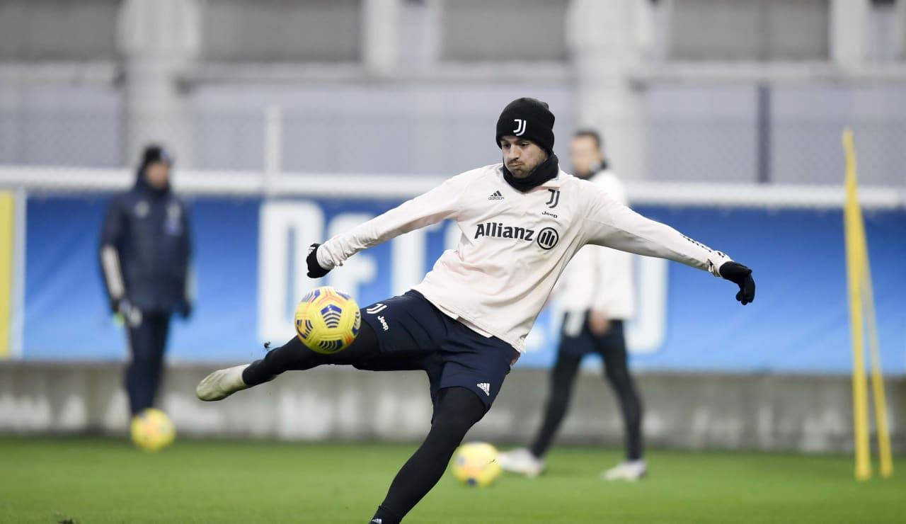 Gallery | Il primo allenamento del 2021 - Juventus