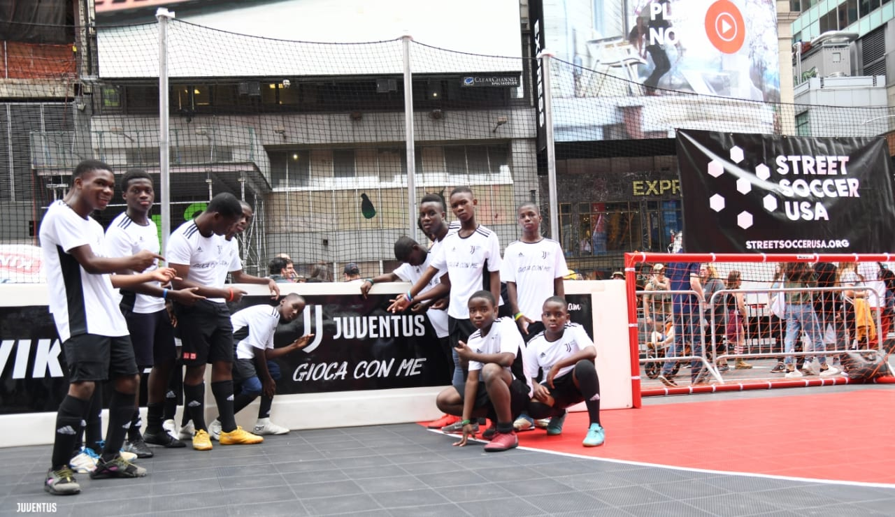 Gioca Con Me Arrives In The Usa Juventus