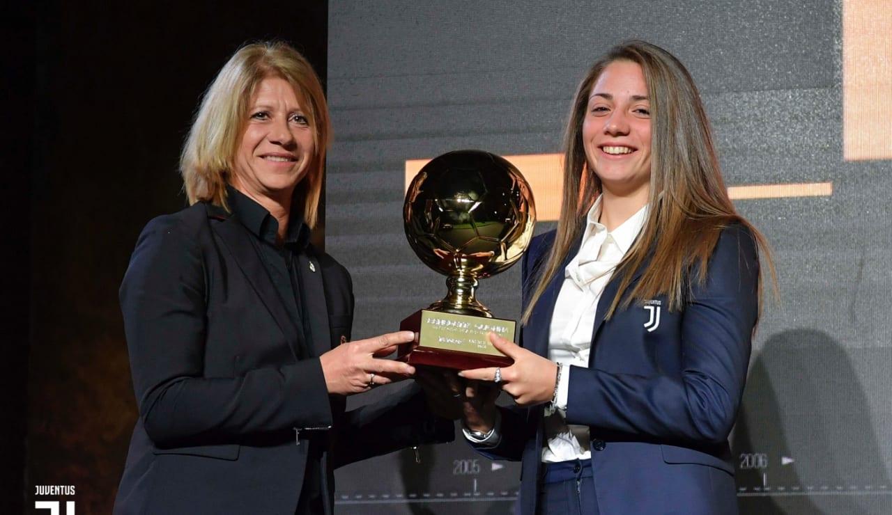 """Our """"Golden Girl"""", Benedetta Glionna! - Juventus"""