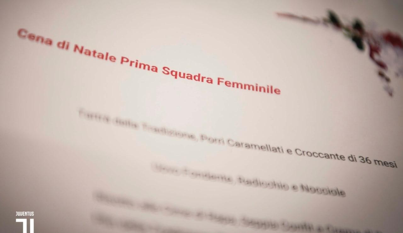 Juventus Buon Natale.Buon Natale Juventus Women Juventus