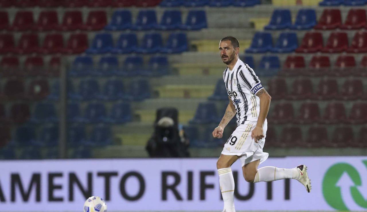 1-1 a Crotone - Juventus