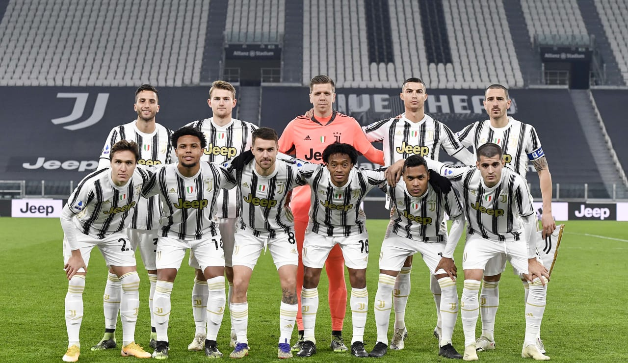 Le immagini di Juventus - Fiorentina - Juventus
