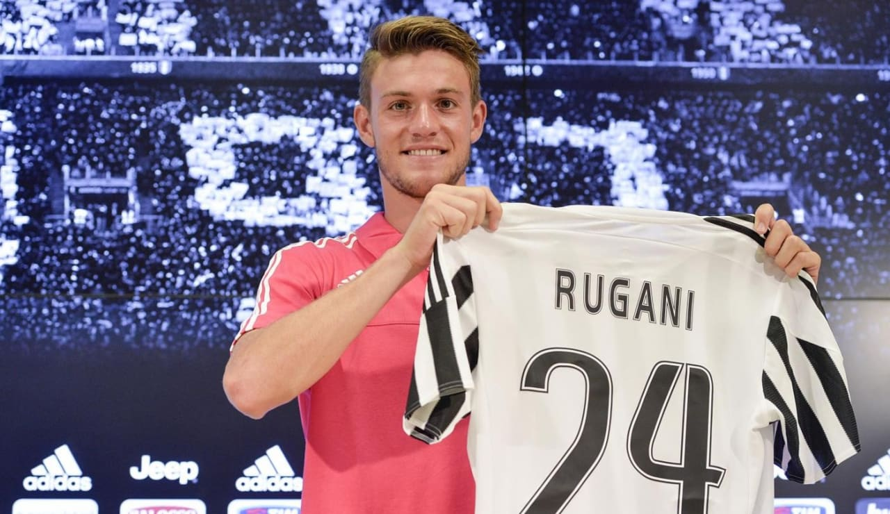 Daniele Rugani, bianconero fino al 2021 - Juventus