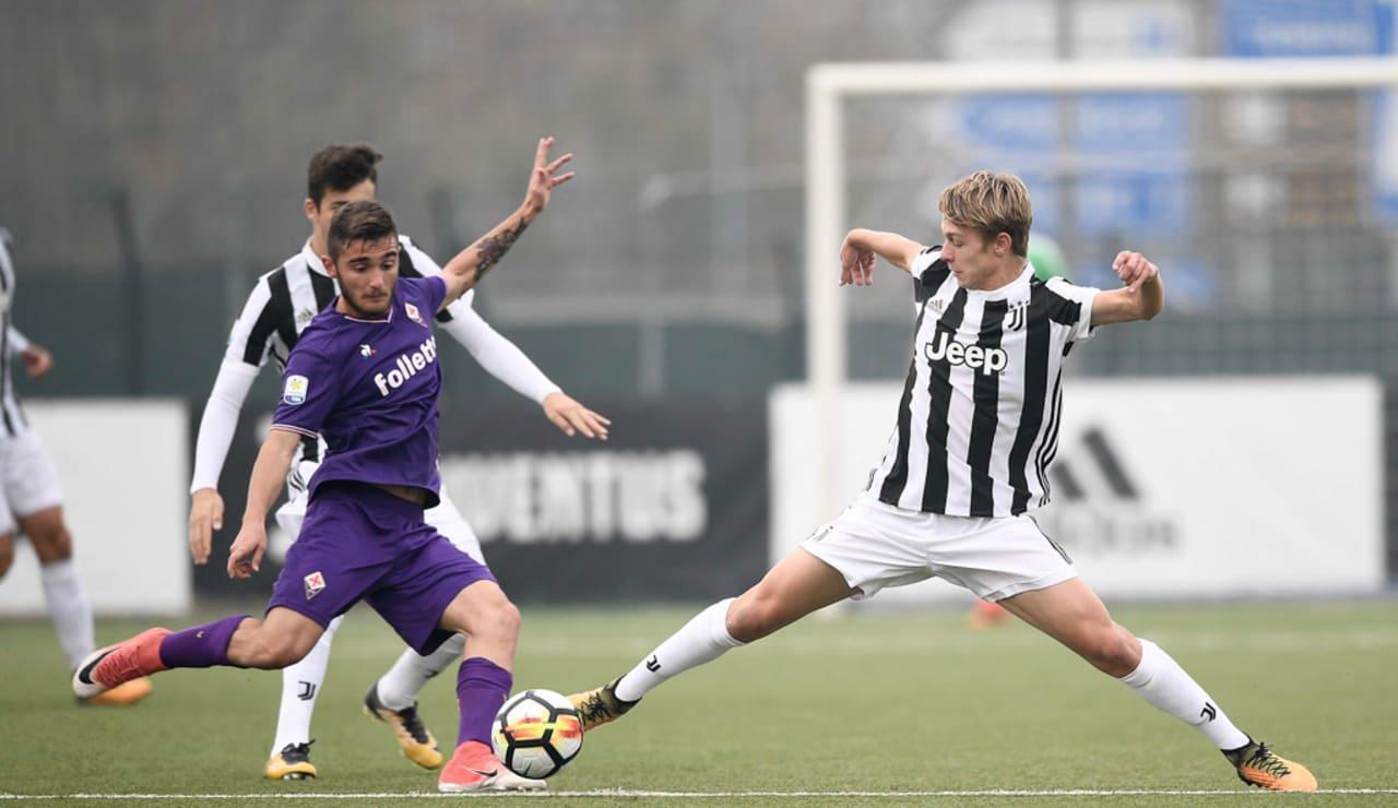 GALLERY: Primavera triumph over Fiorentina - Juventus