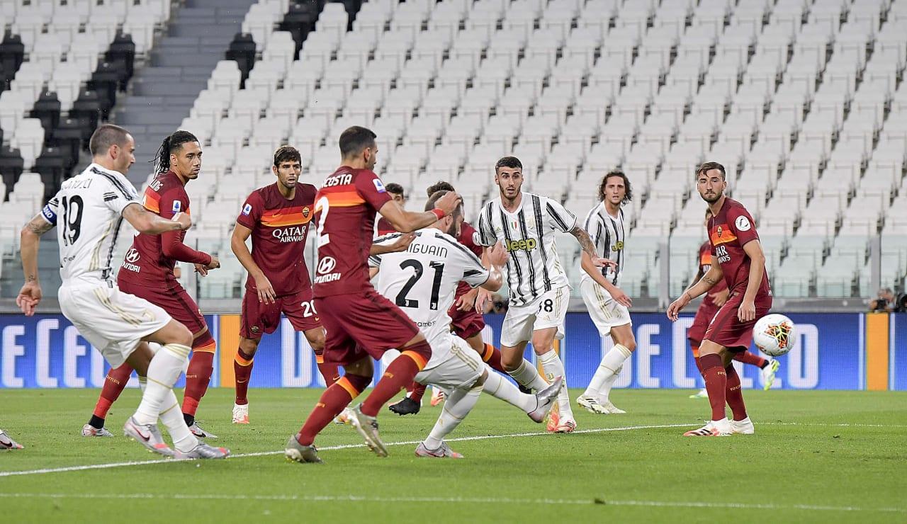 Juventus - Roma: photos - Juventus