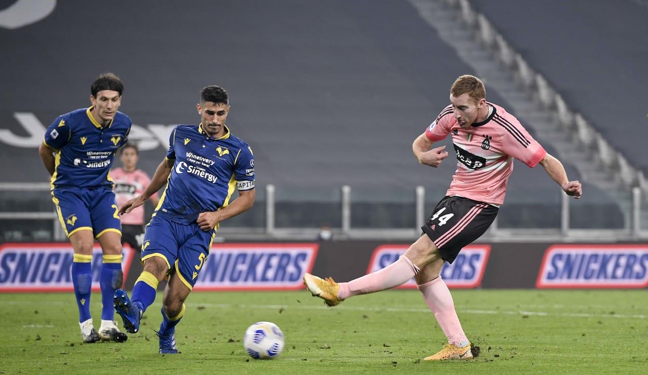 14 Juventus Hellas Verona 25 ottobre 2020