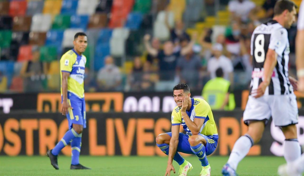 16 Udinese Juventus 22 agosto 2021
