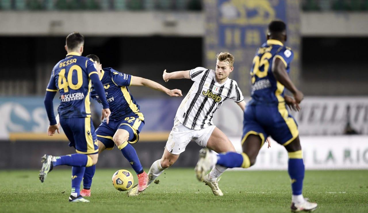 15 Hellas Verona Juventus 27 febbraio 2021