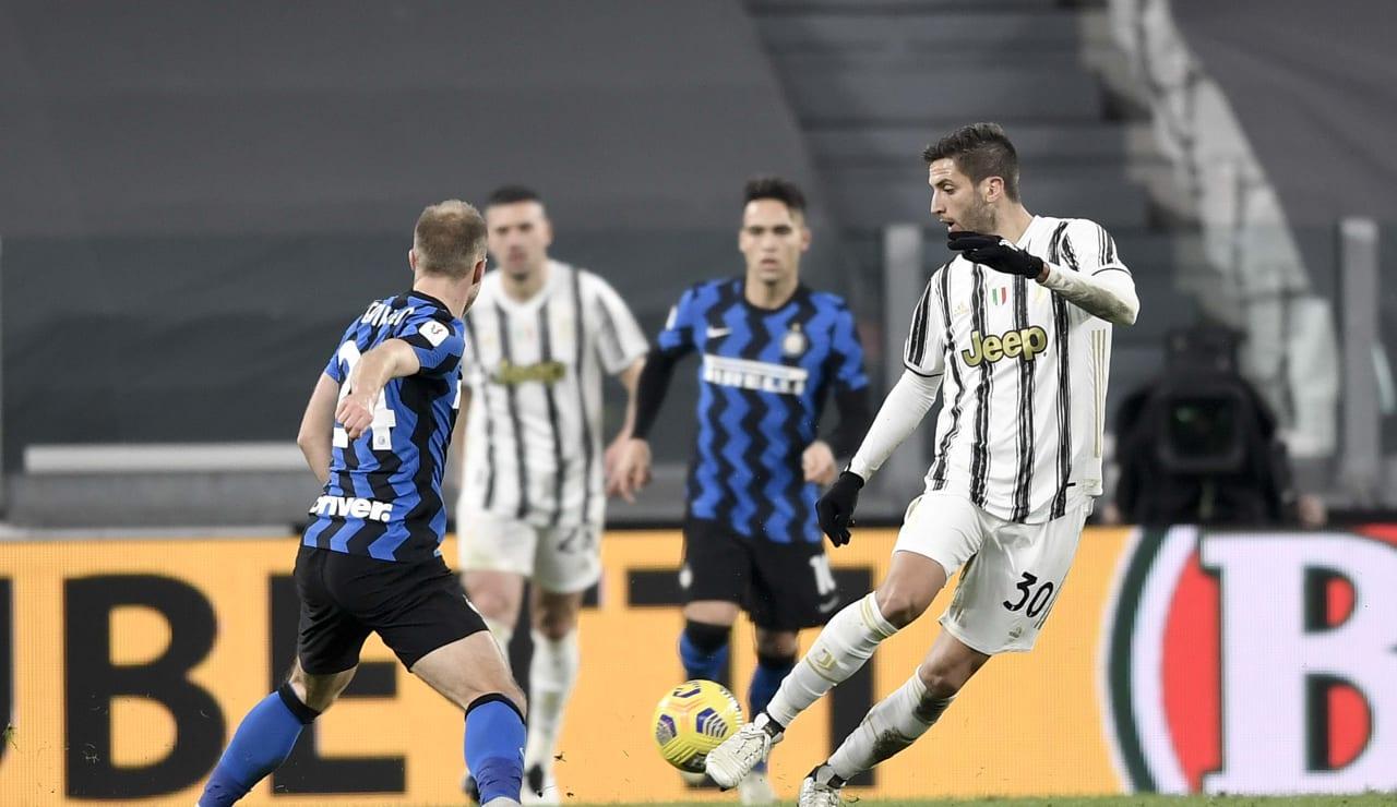 15 Juve Inter Coppa Italia 9 febbraio 2021