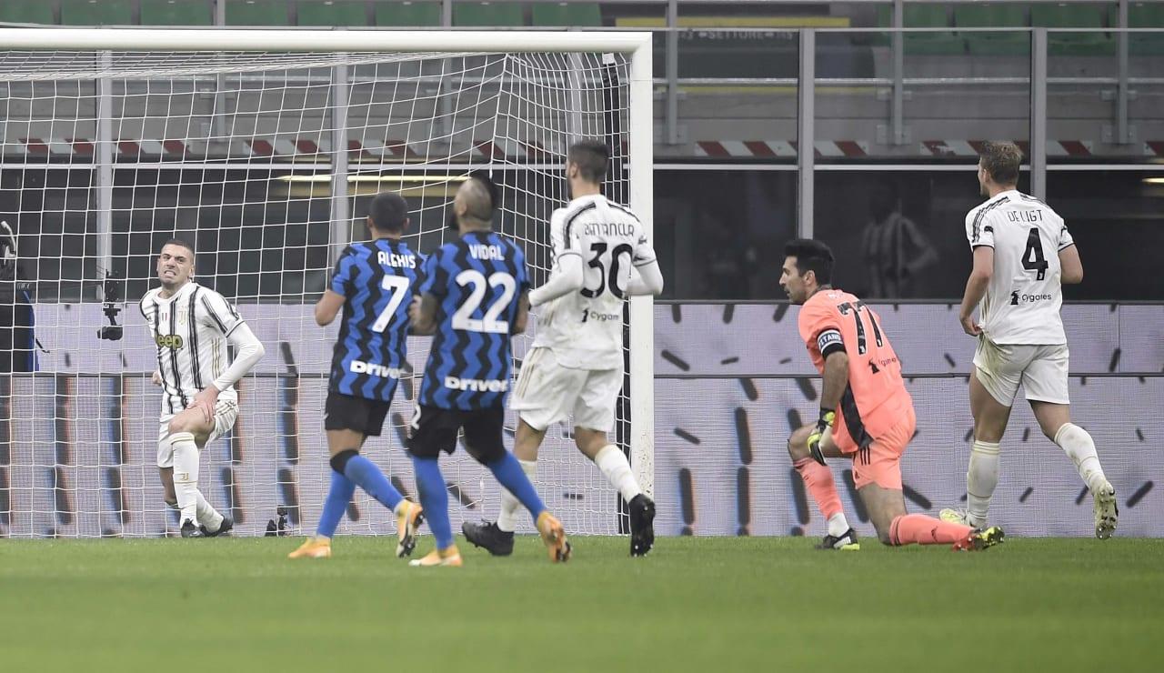10 Inter Juventus 2 febbraio 2021