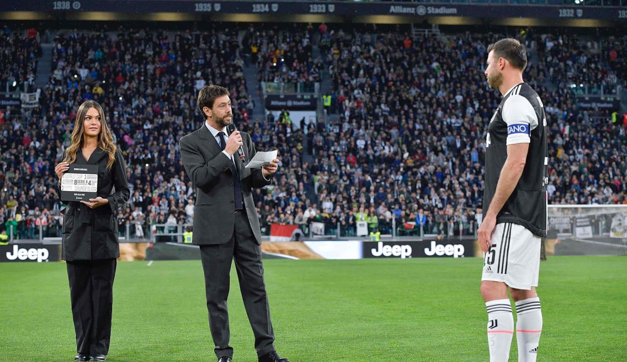 Happy Birthday to Andrea Agnelli - Juventus