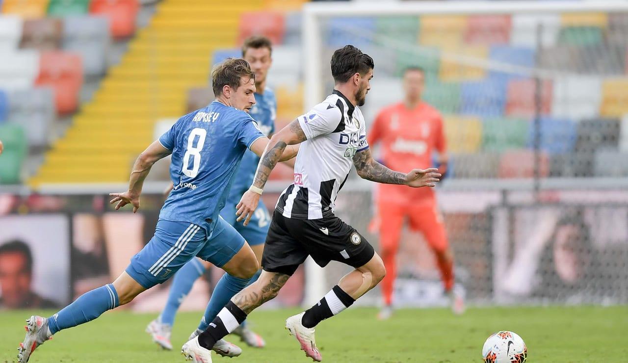 Udinese Juventus 23 luglio 2020 06