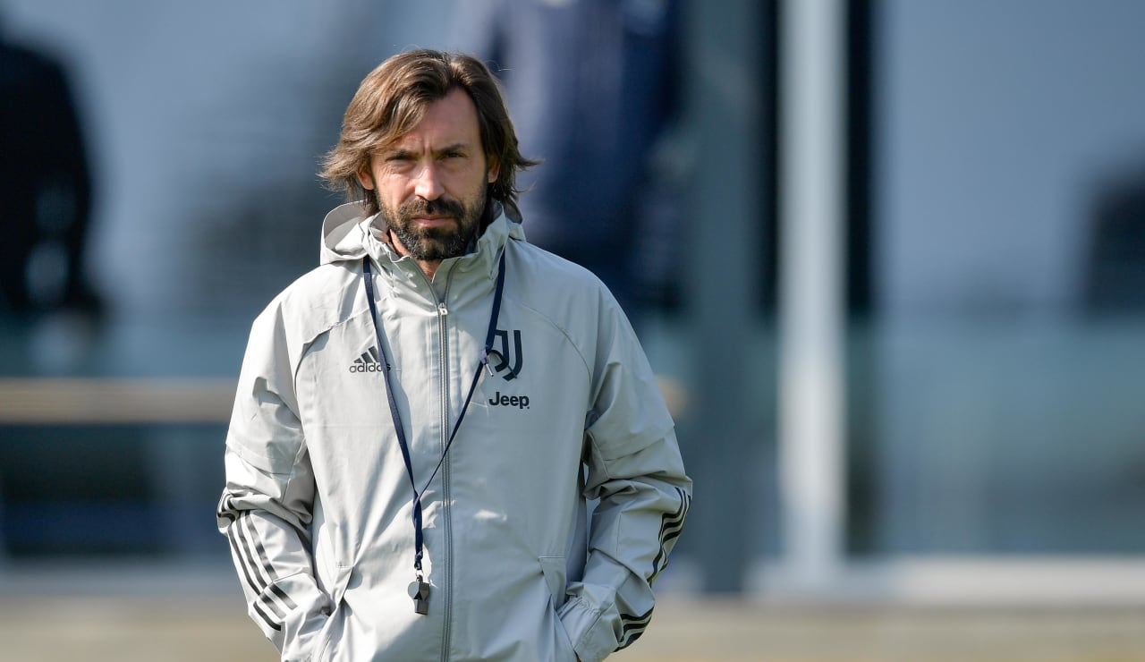 Training UCL pre Juve-Porto (1)