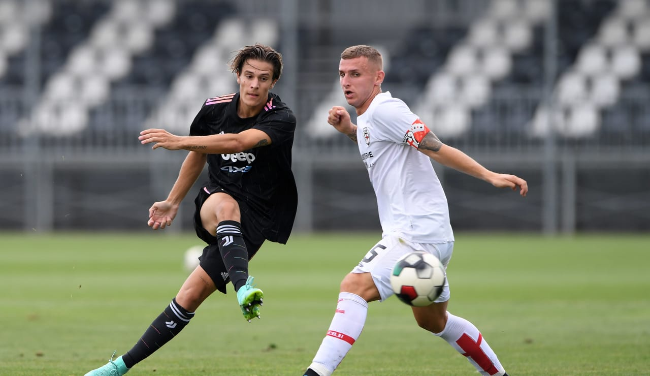 Under 23 | Amichevole | Juventus - Pro Vercelli | Foto 9