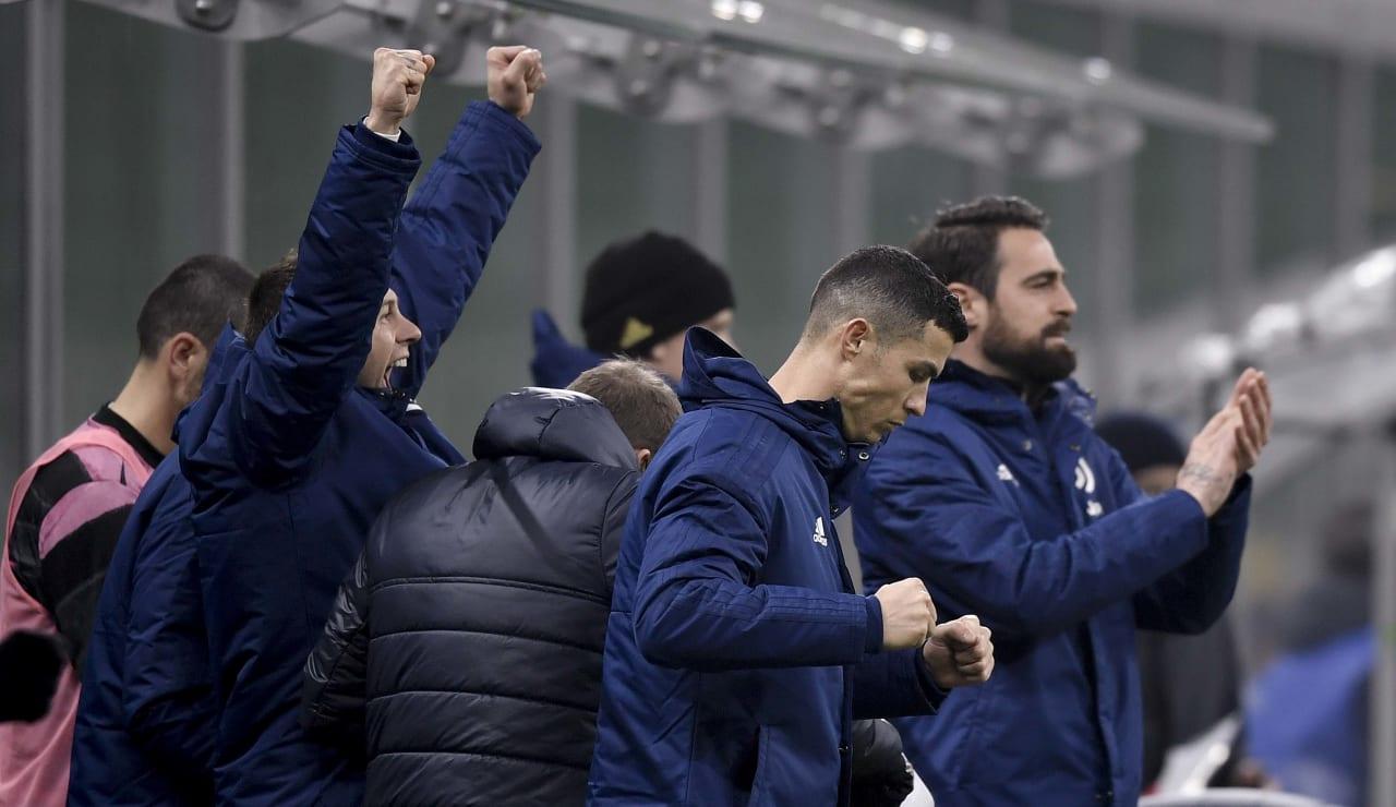 15 Inter Juventus 2 febbraio 2021