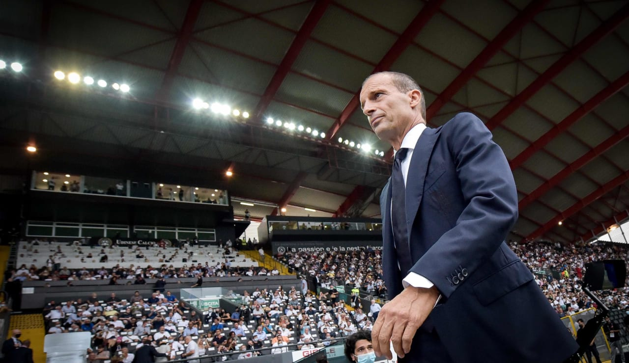 01 Udinese Juventus 22 agosto 2021