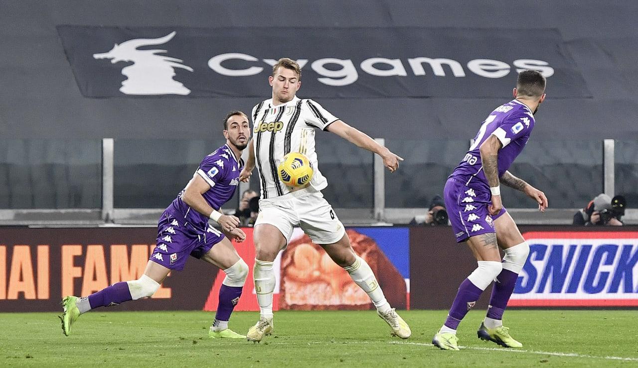 14 Juventus Fiorentina 22 dicembre 2020