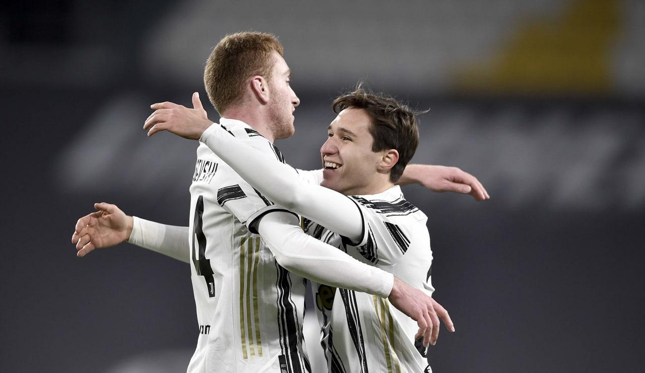 12 Juventus Spal 27 gennaio 2021