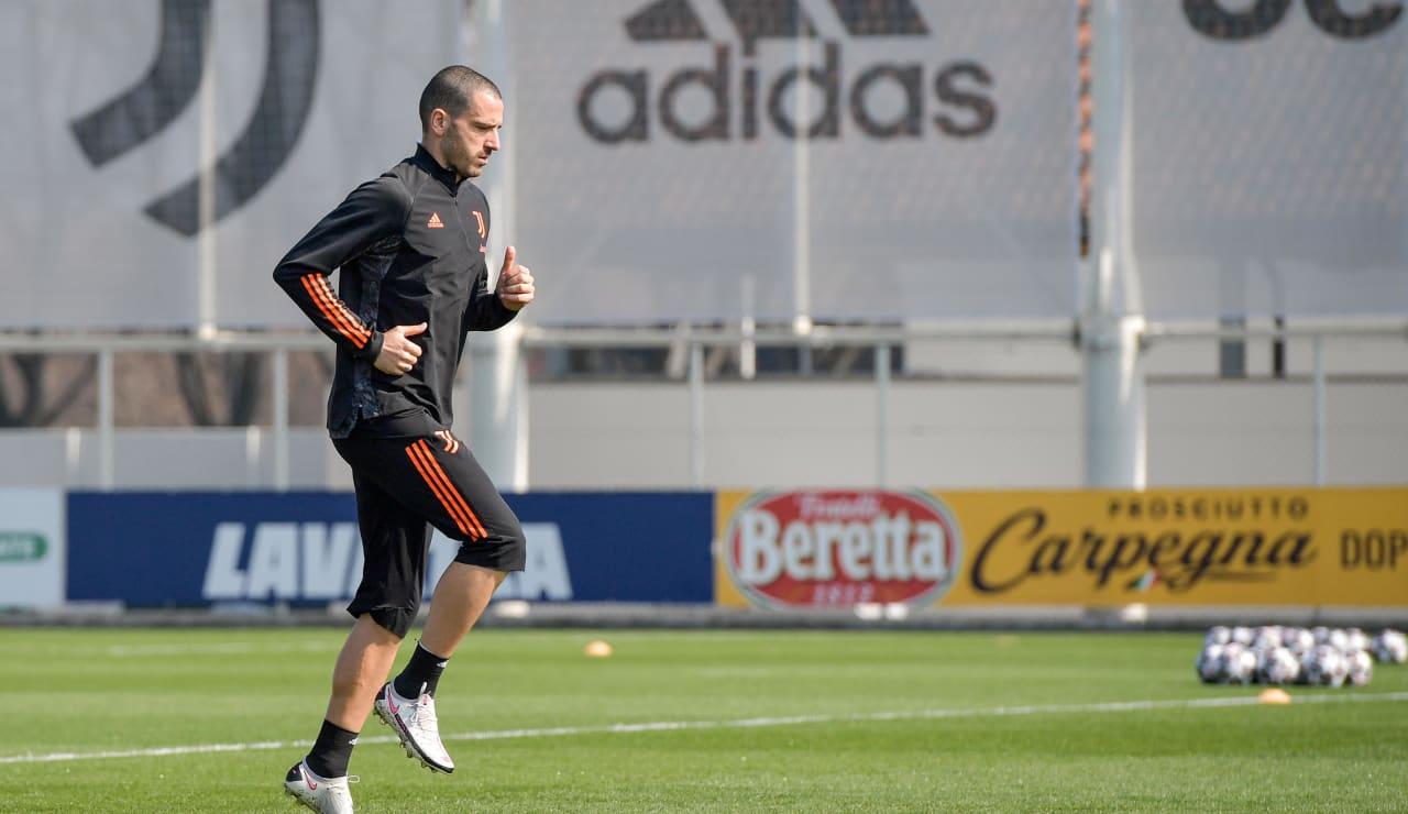 Training UCL pre Juve-Porto (11)