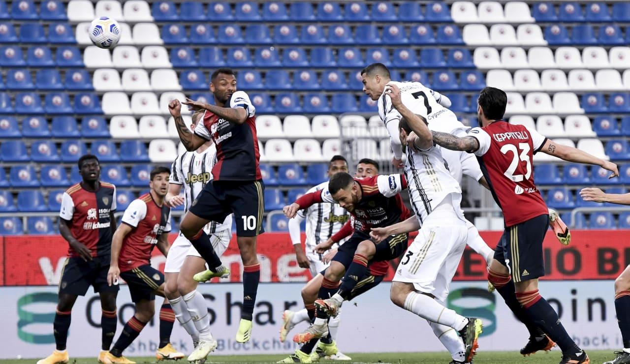 03 Cagliari Juve 14 marzo 2021