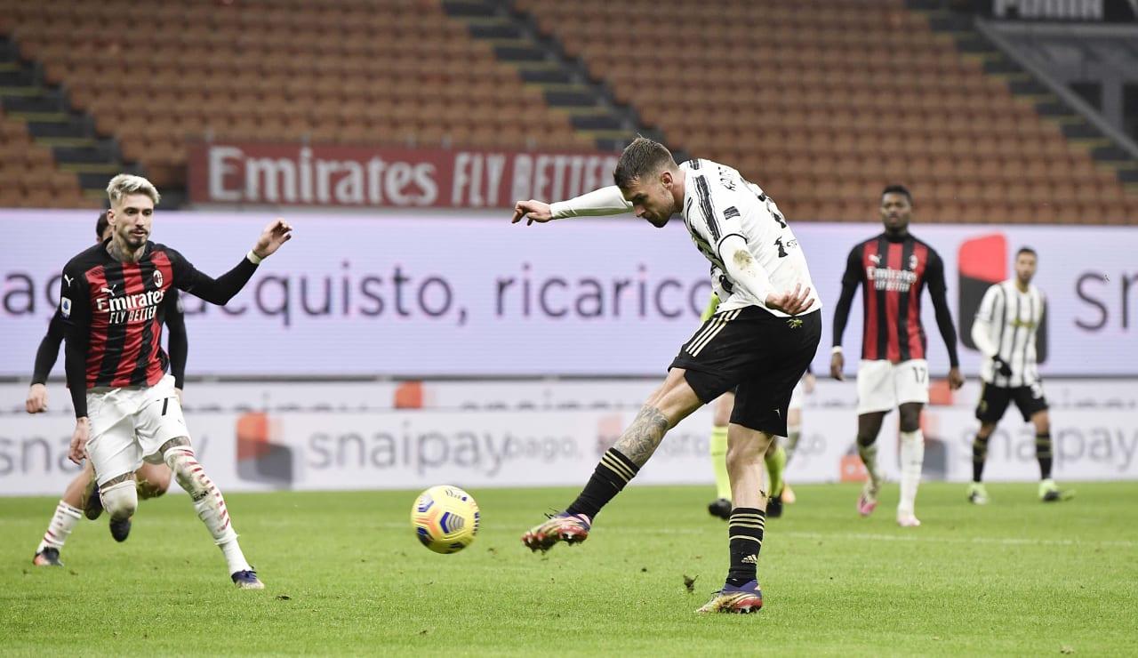 12 Milan Juve 6 gennaio 2021