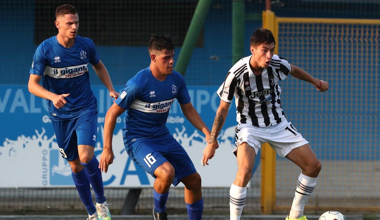 Coppa Italia Serie C | Pro Sesto - Juventus Under 23 | Foto 11
