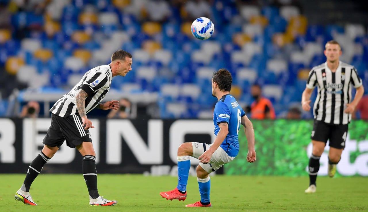 14 Napoli-Juventus 11 settembre