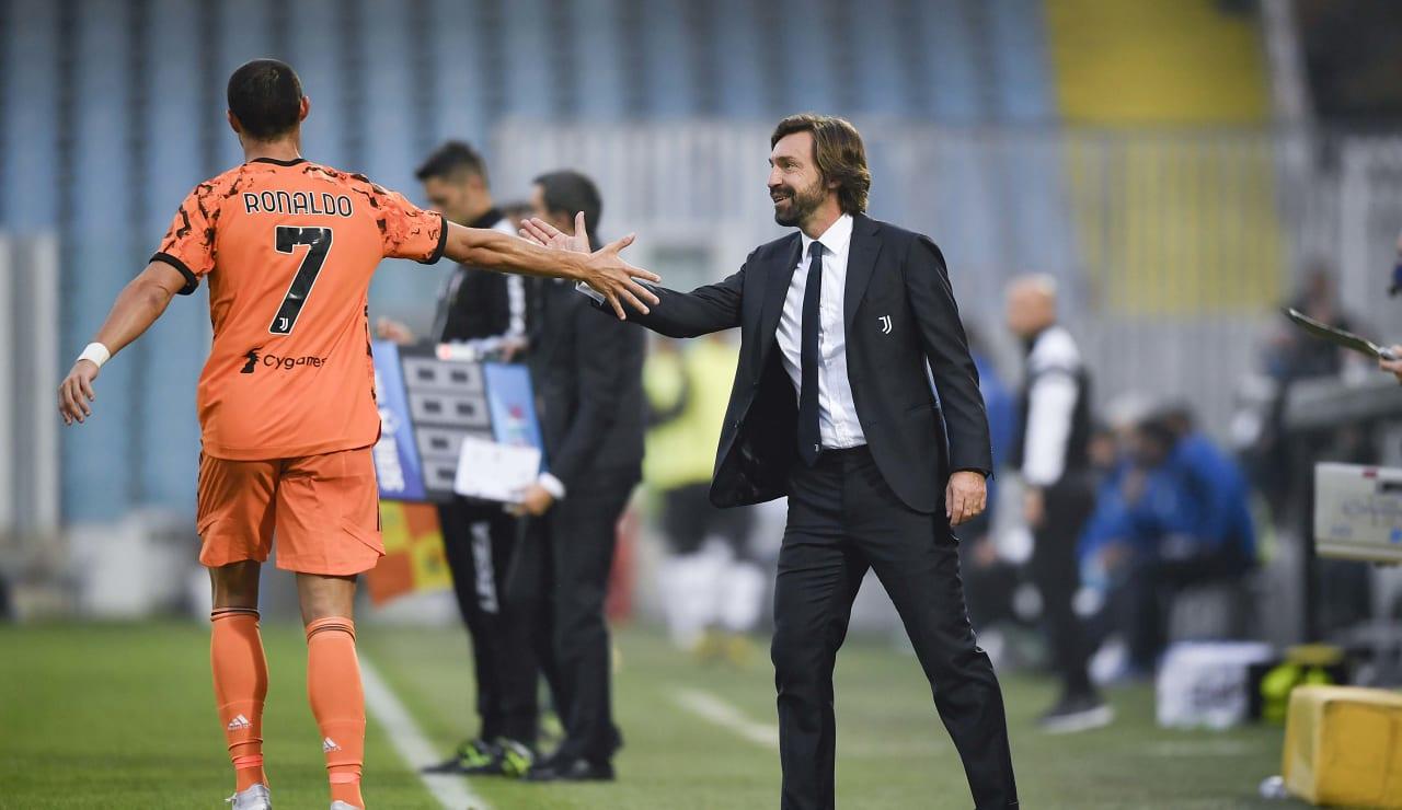 10 Spezia Juventus 1 novembre 2020