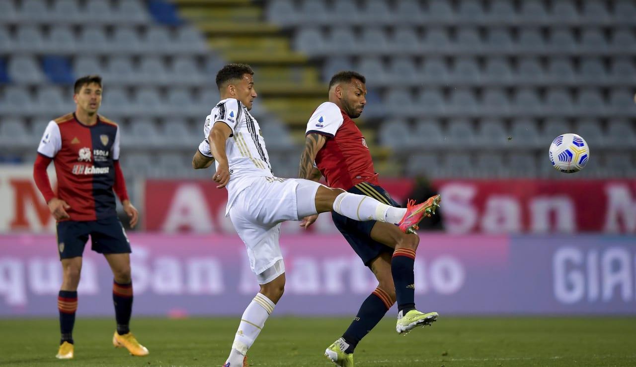 16 Cagliari Juve 14 marzo 2021