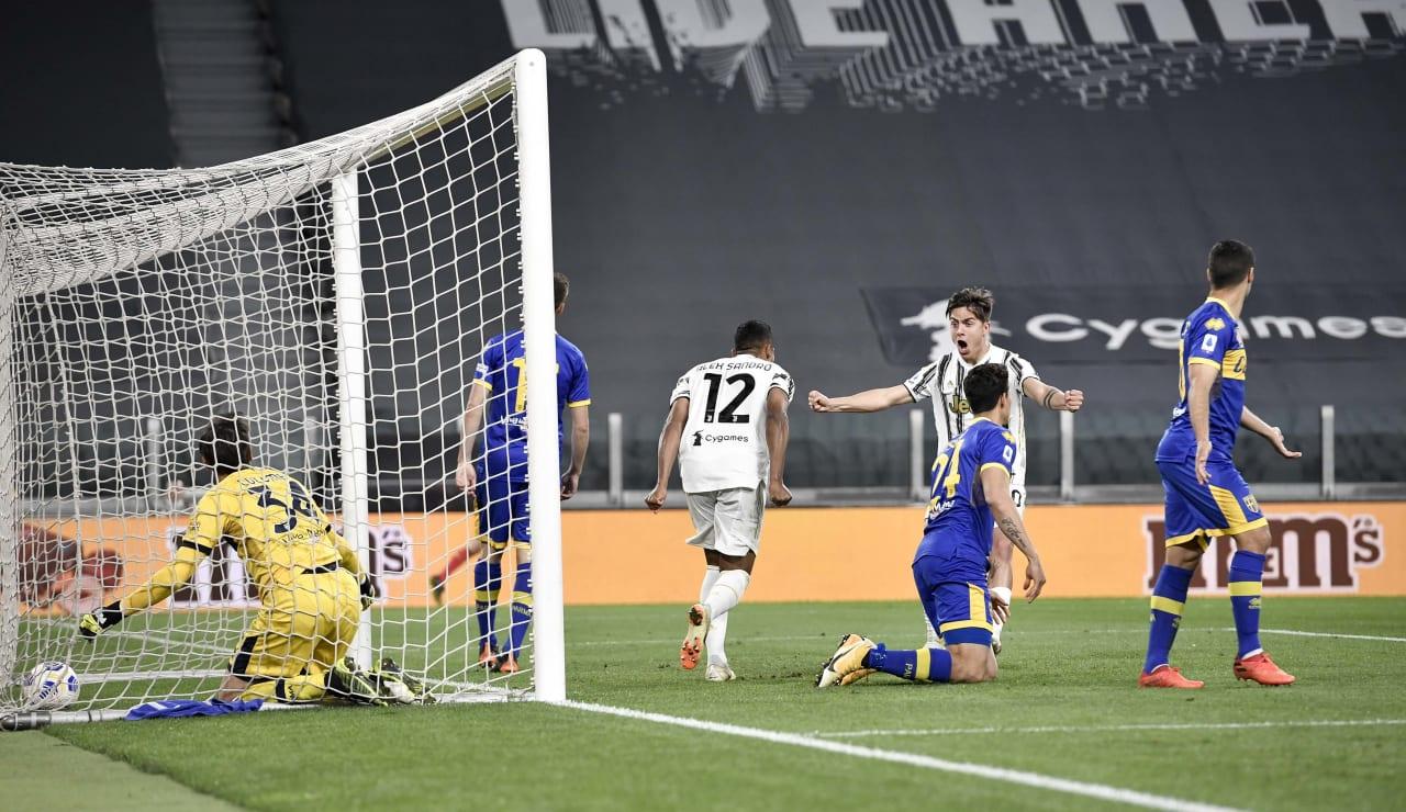11 Juventus Parma 21 aprile 2021