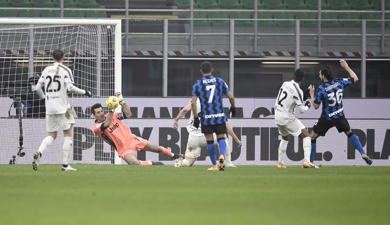 14 Inter Juventus 2 febbraio 2021