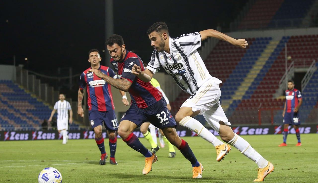 04 Crotone Juventus 17 ott 2020