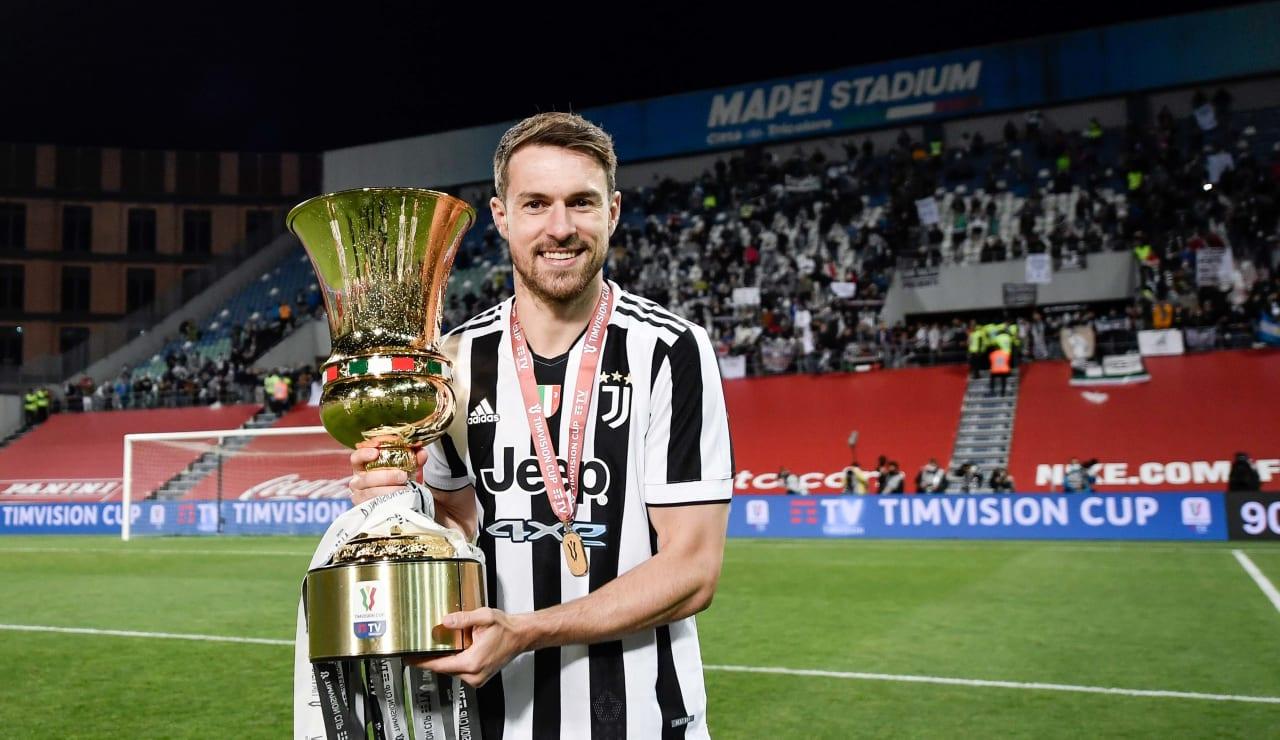 Esultanza Coppa Italia 19 maggio 2021 - 15