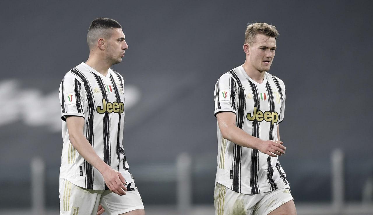 07 Juve Inter Coppa Italia 9 febbraio 2021
