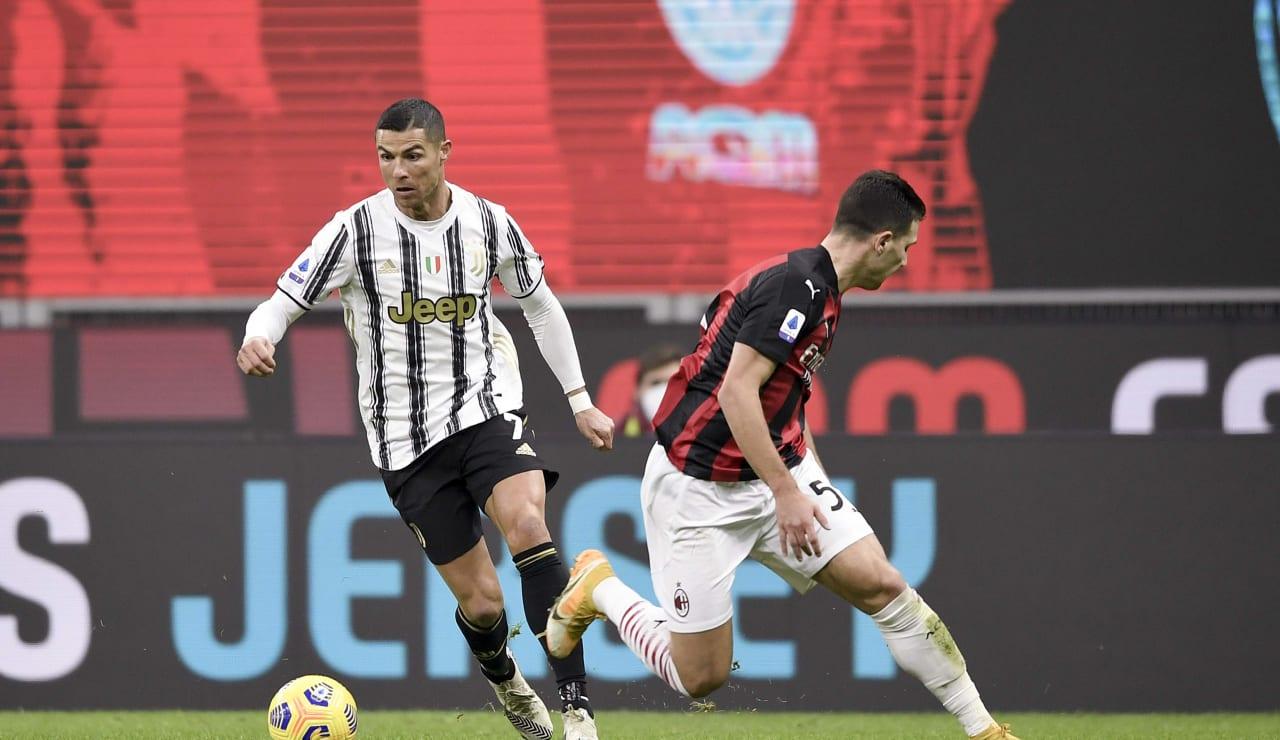 06 Milan Juve 6 gennaio 2021