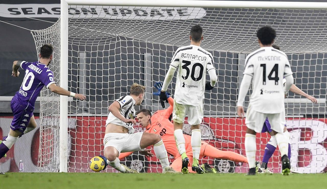 10 Juventus Fiorentina 22 dicembre 2020