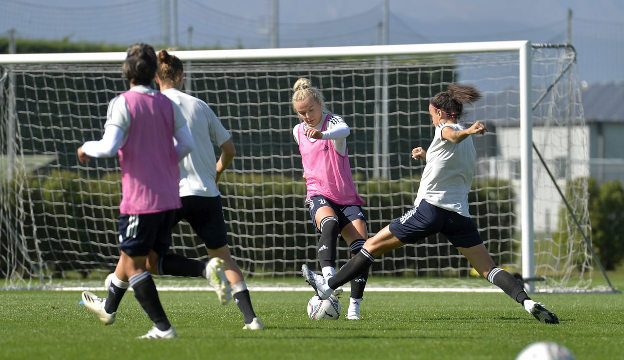 TrainingWomen 07/10