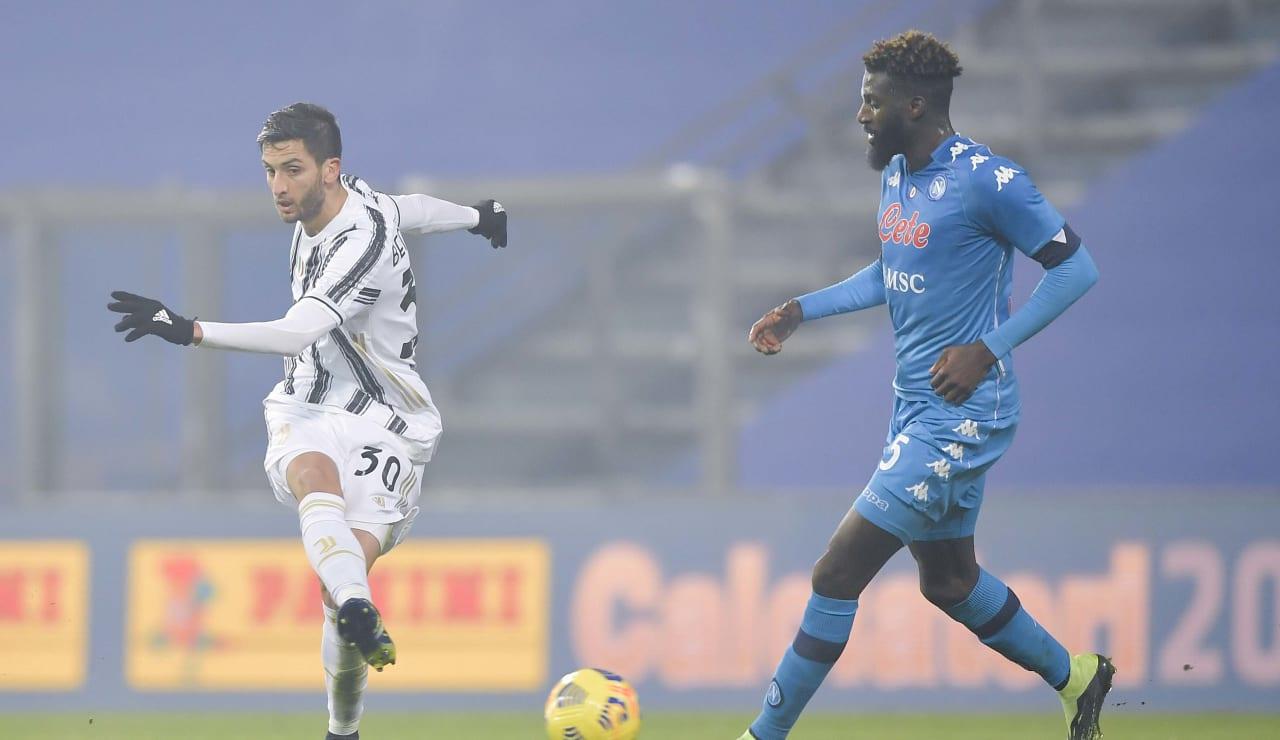 02 LIVE Juve Napoli Supercoppa 20 gennaio 2021