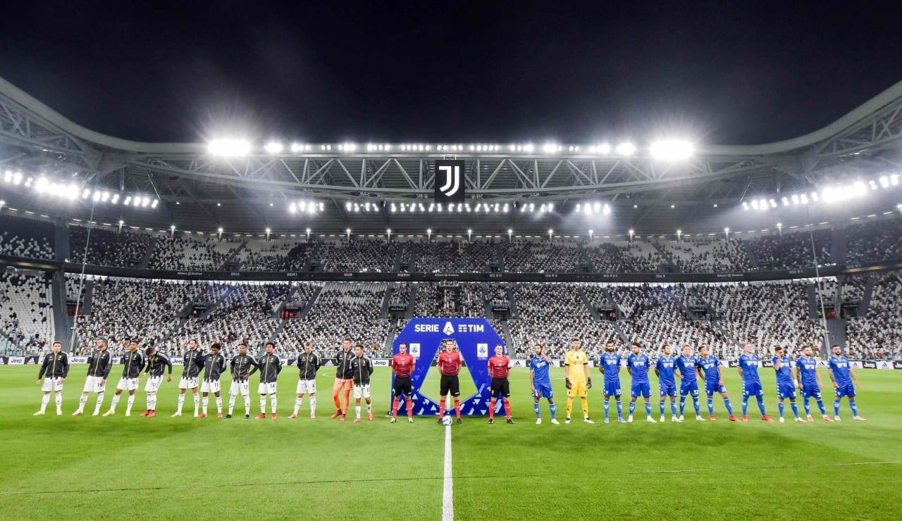 01 Juventus Empoli 28 agosto 2021
