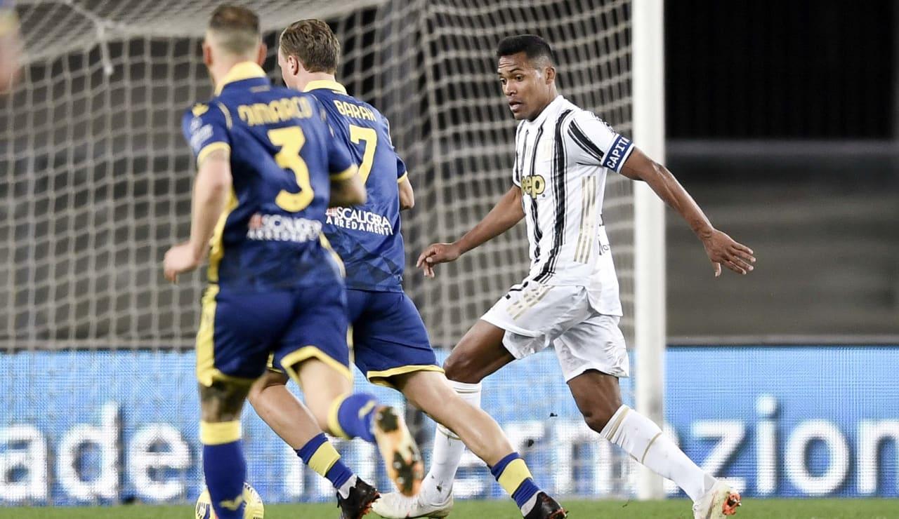 10 Hellas Verona Juventus 27 febbraio 2021