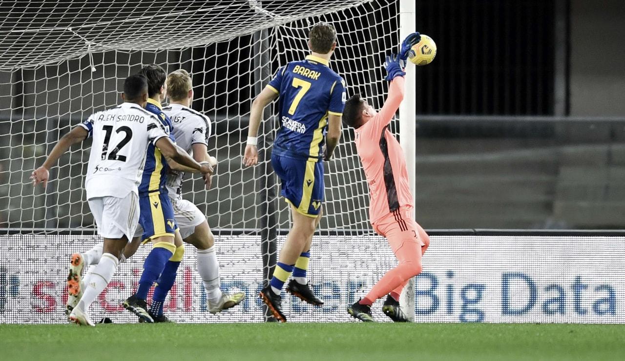 06 Hellas Verona Juventus 27 febbraio 2021