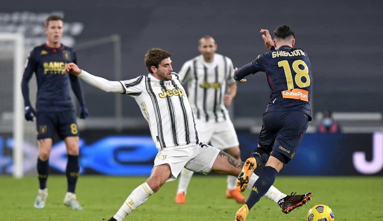 13 Juventus Genoa 13 gennaio 2021