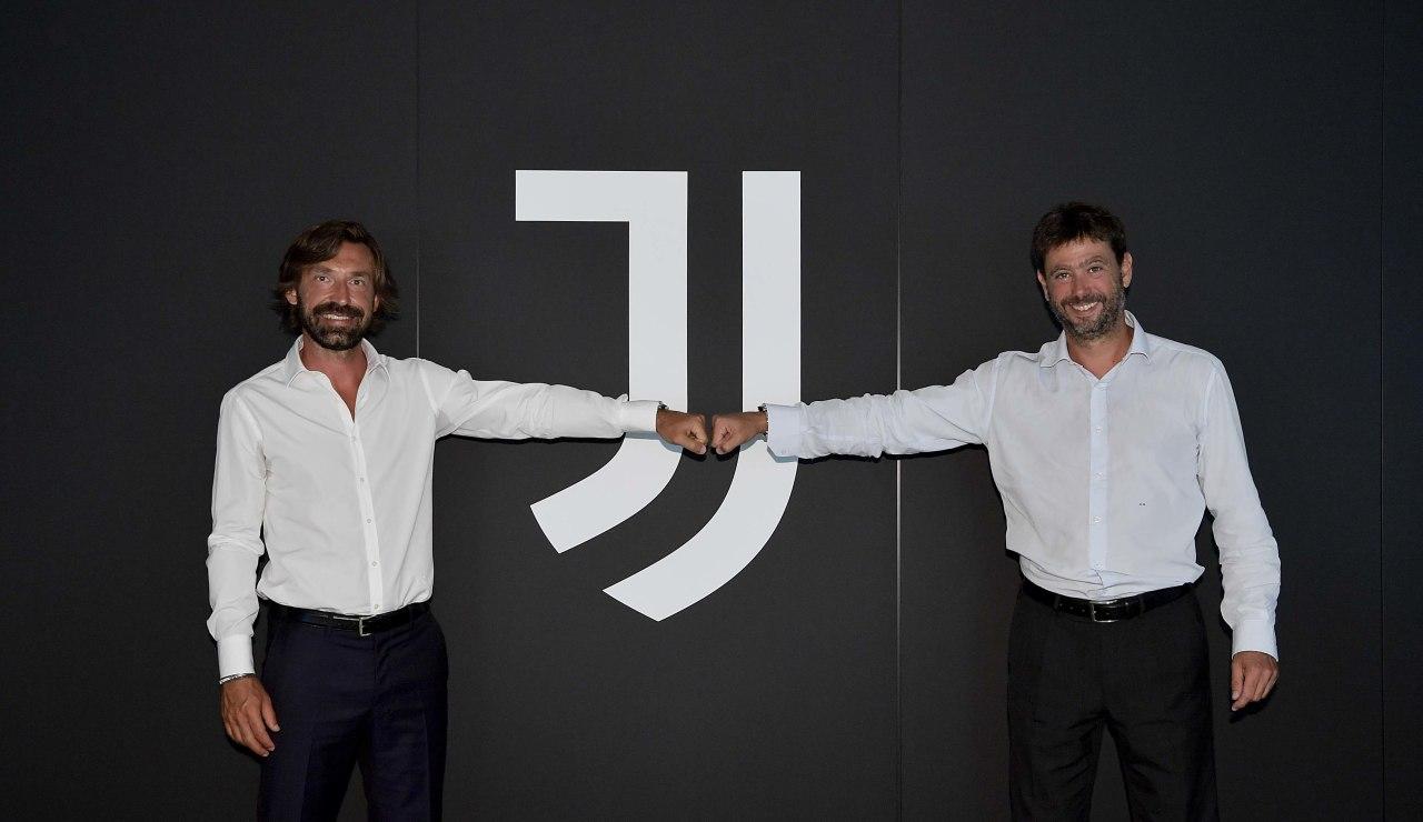 Pirlo U23 Firma 31 luglio 2020 03