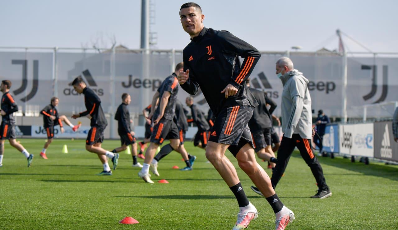 Training UCL pre Juve-Porto (9)