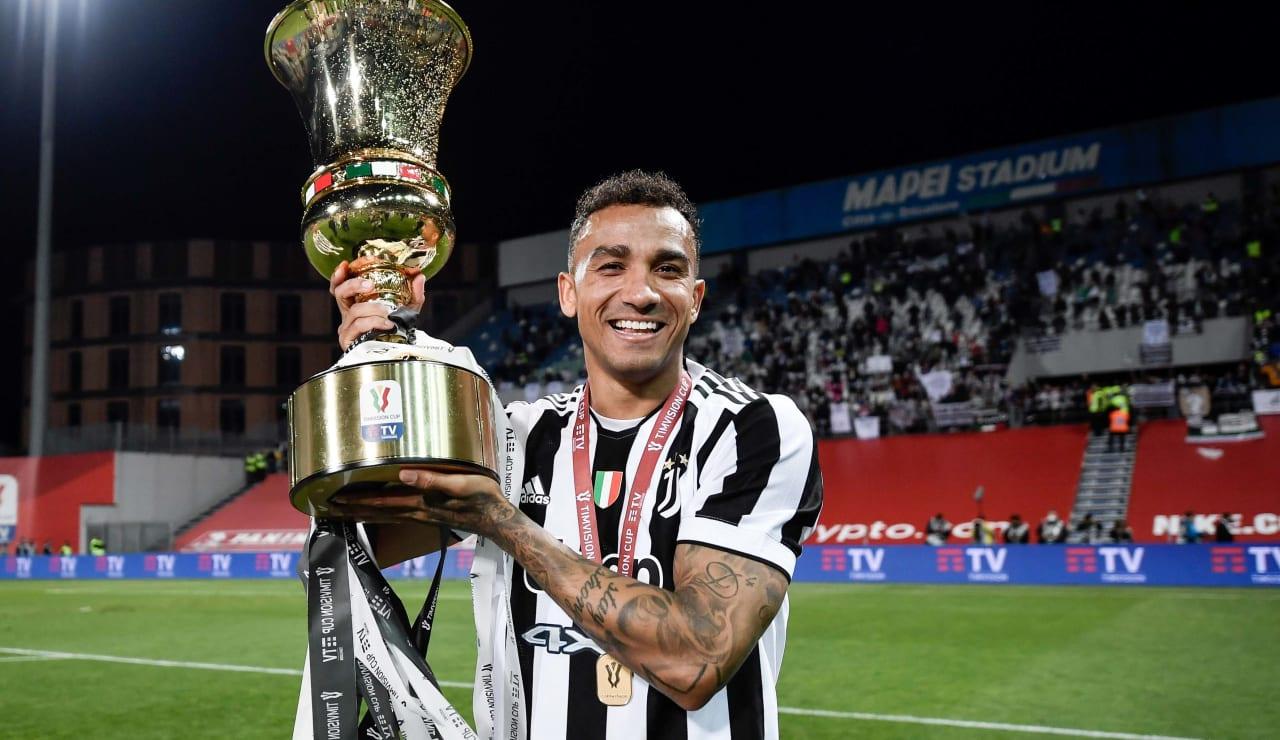 Esultanza Coppa Italia 19 maggio 2021 - 14