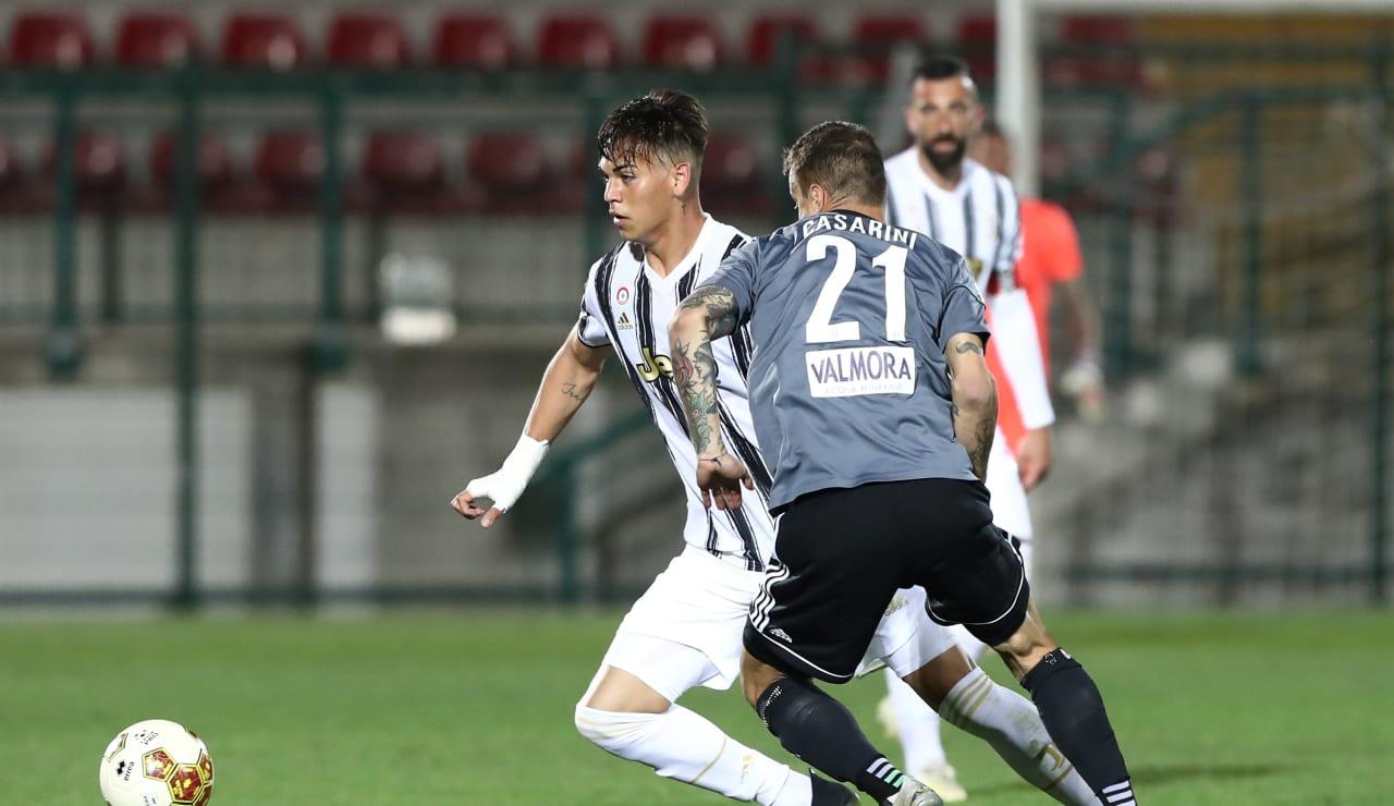 Alessandria - Juventus Under 23 - 12