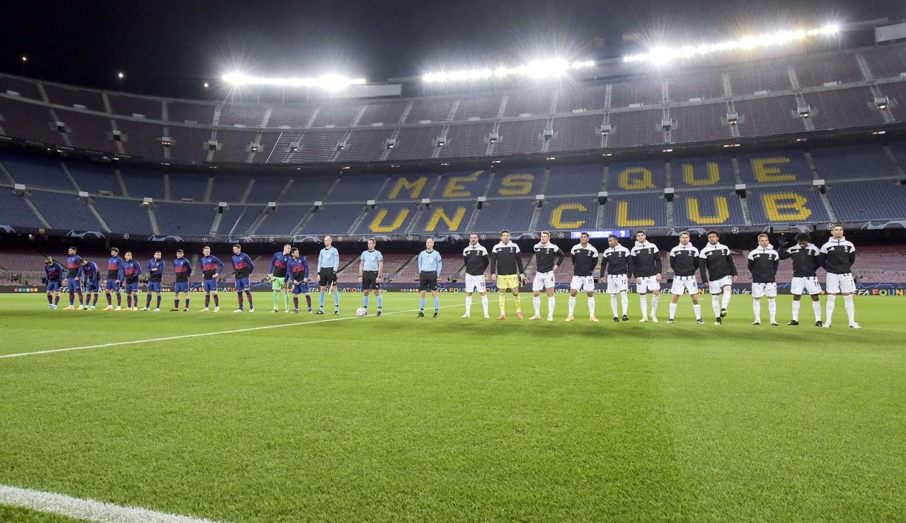 01 Barcelona Juventus 8 dicembre 2020