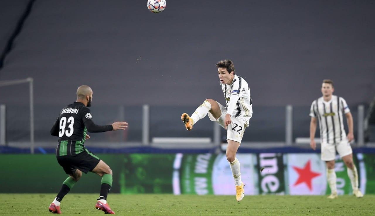 15 Juve Ferencváros 24 novembre 2020
