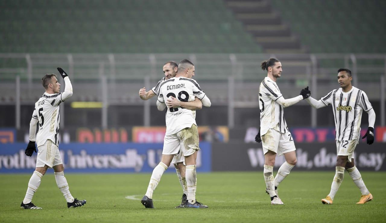 16 Inter Juventus 2 febbraio 2021