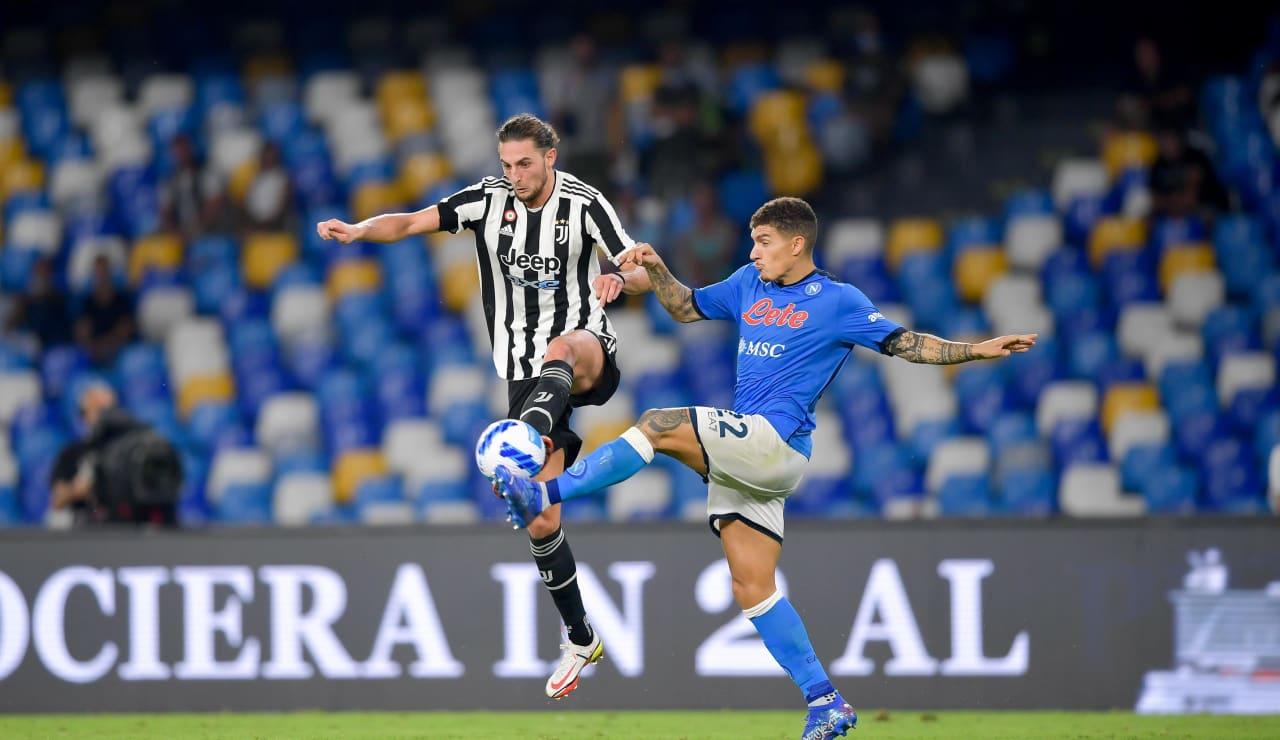 15 Napoli-Juventus 11 settembre
